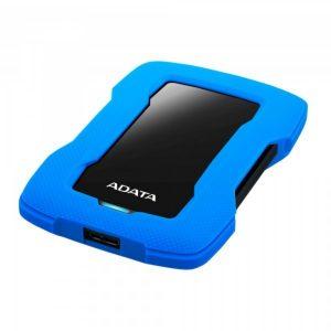 ADATA Disco Duro Externo HD330 1 TB 2.5″ USB 3.2 Azul