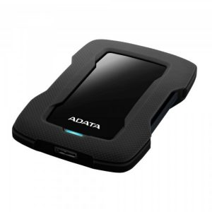 "ADATA Disco Duro Externo HD330 2 TB  2.5"" USB 3.2 Negro"