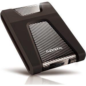 ADATA Disco Duro Externo HD650 5 TB 2.5″ USB 3.2 Negro
