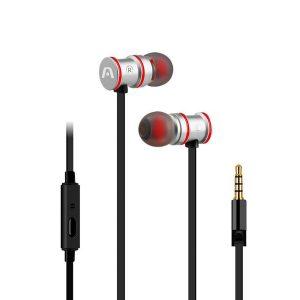 Argom Audifonos Ultimate Sound Klass Mágnetico Plateado