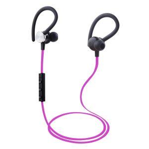 Argom Audifonos Bluetooth Ultimate Sound Edge color Rosado