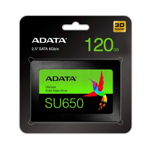 "ADATA SSD de 120GB 2.5"" SU650"