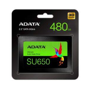 ADATA SSD de 480GB 2.5″ SU650