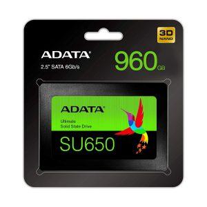 ADATA SSD de 960GB 2.5″ SU650