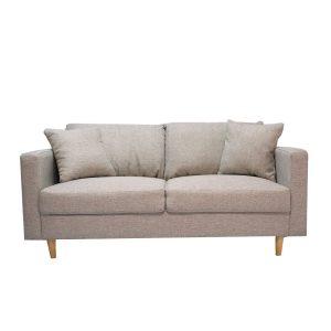 Kalea Sofa Adelaide 2 Puestos color Beige