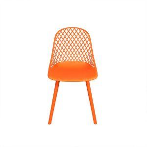 Kalea Silla De Comedor Ernie color Naranja