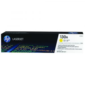 Cartucho HP 130A Amarillo LaserJet Original
