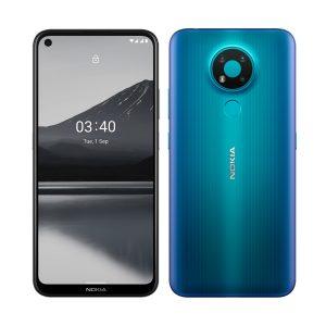 "Nokia 3.4 3GB RAM + 64GB ROM 6.39"" Azul DualSim Liberado"