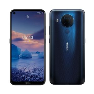 "Nokia 5.4 4GB RAM + 128GB ROM 6.39"" Azul DualSim Liberado"