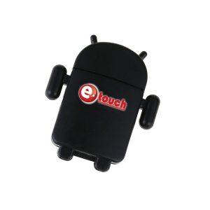 Lector de Memorias Micro SD tipo Robot Android