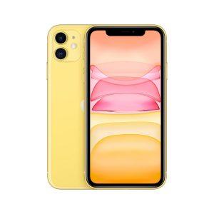 Apple Iphone 11 4GB RAM + 128GB ROM Liberado DualSim Amarillo