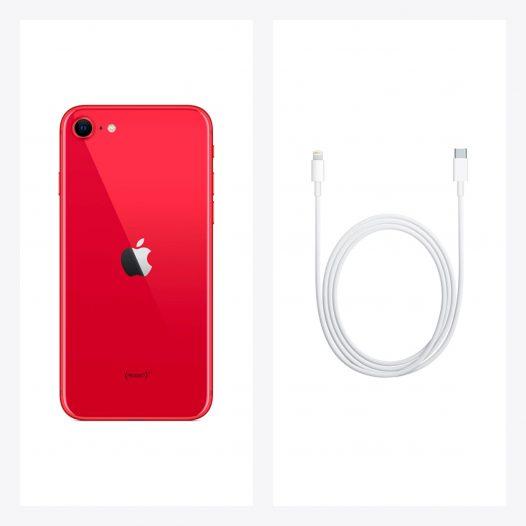 Apple Iphone SE 2da Generacion 3GB RAM + 64GB ROM Liberado DualSim Rojo