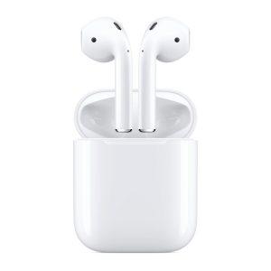 Apple AirPods 2da Generacion con estuche de carga