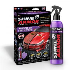 Shine Armor Restaurador Limpiador 236ml