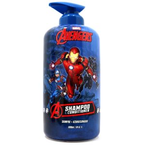 Disney Shampoo y Acondicionador 2 en 1 Avengers 1000ml