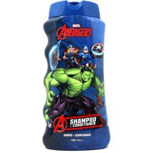 Disney Shampoo y Acondicionador 2 en 1 Avengers 473ml