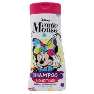 Disney Shampoo y Acondicionador 2 en 1 Minie 473ml