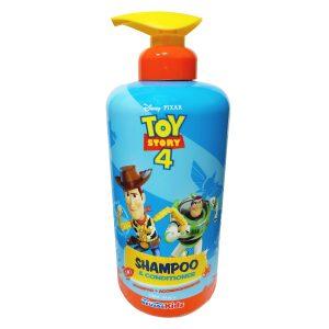 Disney Shampoo y Acondicionador 2 en 1 Toy Story 1000ml