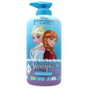 Disney Shampoo y Acondicionador 2 en 1 Frozen 1000ml