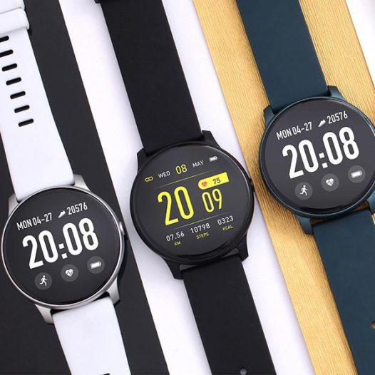 Reloj Inteligente Molvu T5 Negro