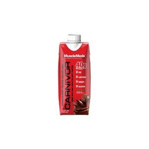 Musclemeds Carnivor Rtd Chocolate500ml