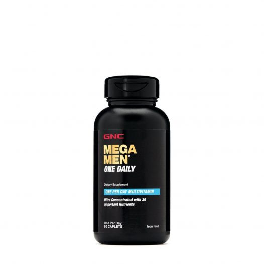 GNC Mega Men One Daily 60 Tabletas