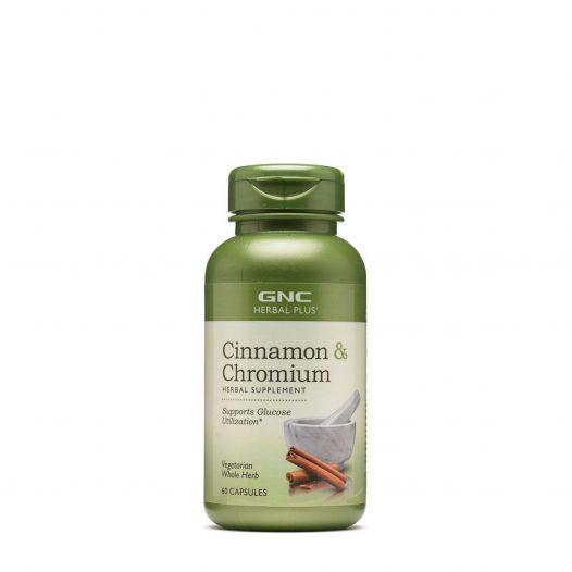 GNC Hp Cinnamon & Chromium 60 Caps