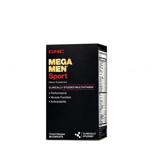 GNC Mega Men Sport 90 Tabletas