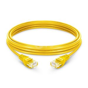 Cable de Red Cat5e de 1.8 Metros eTouch Amarillo