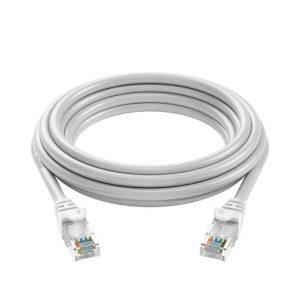 Cable de Red Cat5e de 3 Metros eTouch Gris