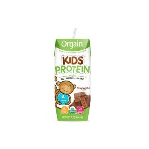 Orgain Kids Protein Organic Nutritional Shake 8.25 Oz 12 Unidades / Chocolate