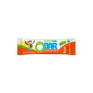 Orgain Kids Protein OBars 1.27 Oz 12 Unidades / Peanut Butter
