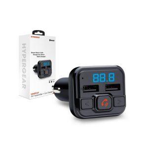Transmisor FM + Cargador para carro