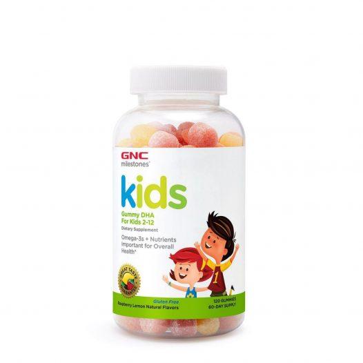 GNC Kids Dha Gummies, 120 Gummies