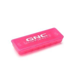 GNC Pastillero 7 Day Pill Case