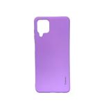 Case Gen Silicon Lila Samsung A12