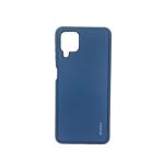 Case Gen Silicon Azul Marino Samsung A12