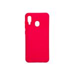 Case El Rey Silicon Rojo Linea A Samsung A20 / A30
