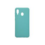 Case El Rey Silicon Menta Linea A Samsung A20 / A30