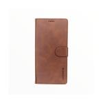 Case Lc Imeeke Libreta Con Porta Tarjeta Cafe Oscuro - Samsung A41