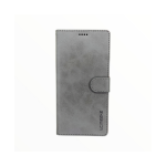 Case Lc Imeeke Libreta Con Porta Tarjeta Gris Samsung  A41