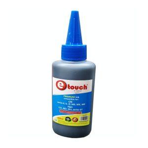 Tinta Universal para Canon y HP 100 ml eTouch Cian