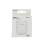 Case Apple Protector De Plastico Para Airpods Blanco