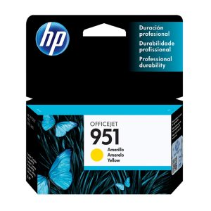 HP  Cartucho 951 Amarillo Original