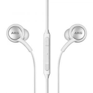 AKG EO-IG955 Audífonos Alámbricos Blanco