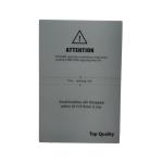 EL REY Film Nano Flexible Self Restore Personalizado Gray Edition FLAT / CURVE