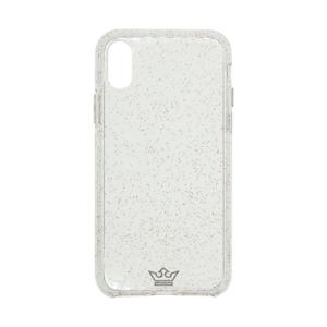 El Rey Glitter Iphone X Rosado