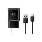Samsung Kit Pared Carga Rápida + Cable Tipo C