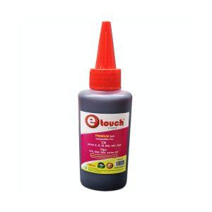Tinta Universal para Canon y HP 100 ml eTouch Magenta
