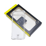 Case El Rey Hard Case Reforzado Transparente Samsung S20 Plus
